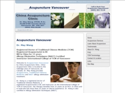 China Acupuncture Clinic Logo